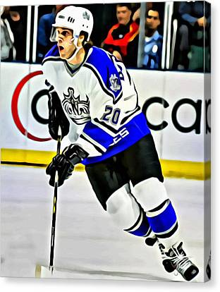 Luc Robitaille Canvas Print