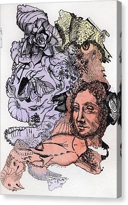 Lucid Mind - 4 Canvas Print
