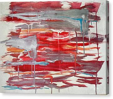 Lukisan Canvas Print