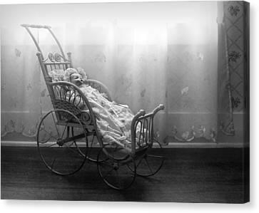 Lullaby Canvas Print by Nikolyn McDonald