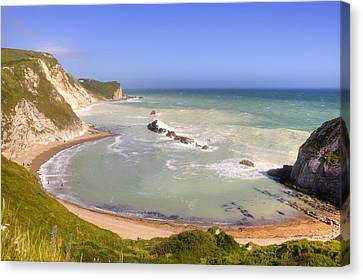 Lulworth Canvas Print by Joana Kruse
