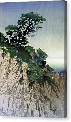 Lum Point Lobos, C1920 Canvas Print by Granger
