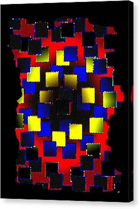 Luminous Energy 28 Canvas Print by Will Borden