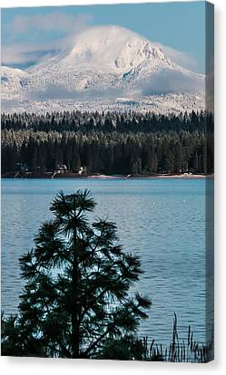 Luminous Lassen Canvas Print