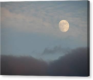 Lunar Canvas Print