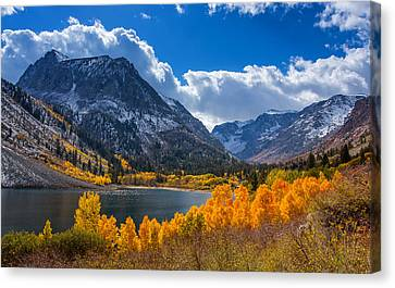 Lundy Lake Canvas Print