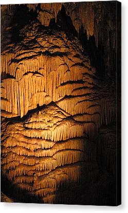 Luray Caverns - 1212116 Canvas Print