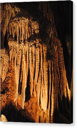 Luray Caverns - 1212157 Canvas Print by DC Photographer