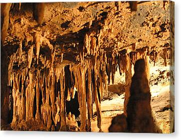 Luray Caverns - 121239 Canvas Print