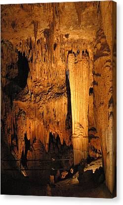 Luray Caverns - 121284 Canvas Print by DC Photographer