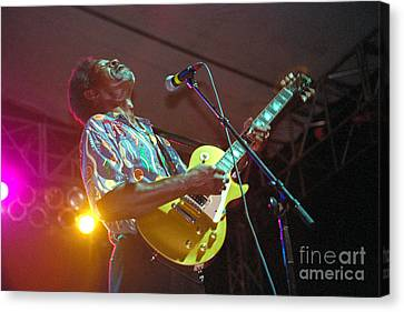 Luther Allison-1 Canvas Print by Gary Gingrich Galleries