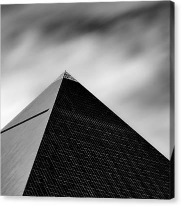 Luxor Pyramid Canvas Print by Dave Bowman