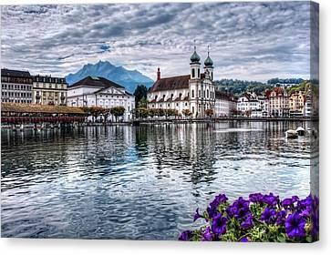 Lucerne  Canvas Print by Carol Japp