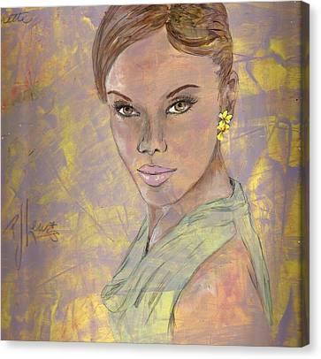 Lynette Canvas Print