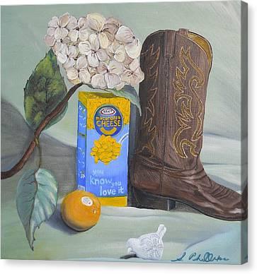 Canvas Print - Mac N Cheese by Scott Phillips