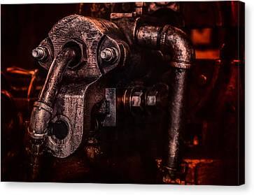 Machine Head Canvas Print