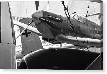 Machines Of War Canvas Print by Ross Henton