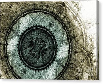 Personalized Canvas Print - Machinist's Dream by Martin Capek