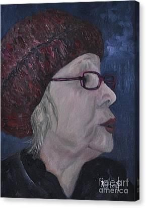 Madame Louise Canvas Print