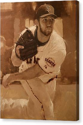 Madbum 2012 Canvas Print by Darren Kerr