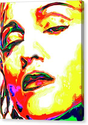 Madonna Canvas Print by  Fli Art