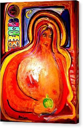 Madu Canvas Print