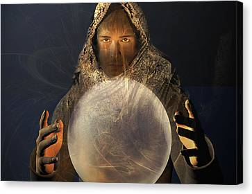 Mage Canvas Print by Carol and Mike Werner