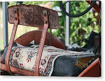 Magic Carpet Ride Southern Style Canvas Print by Kathy Clark