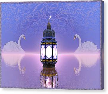 Magic Lantern Canvas Print