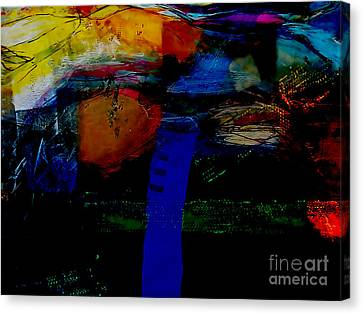 Magic Canvas Print by Marvin Blaine
