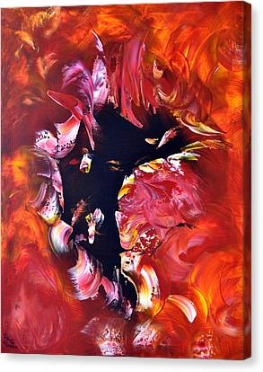 Magic Night Canvas Print by Isabelle Vobmann