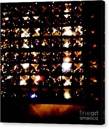 Magic Of Light  Canvas Print by Baljit Chadha