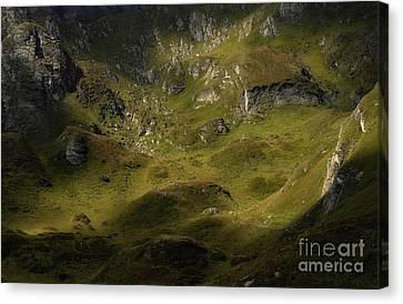 Magic Rock Canvas Print