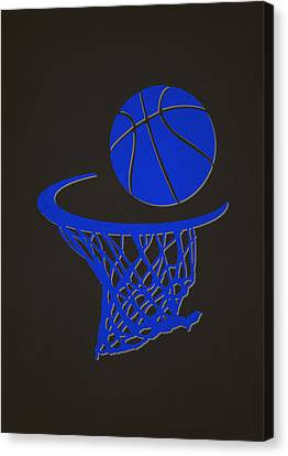 Magic Team Hoop2 Canvas Print