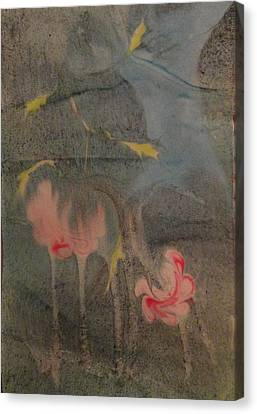 Canvas Print featuring the painting Magical by Mike Breau