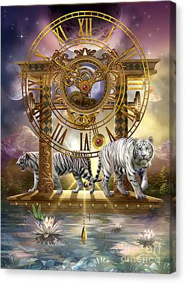 Magical Moment In Time Canvas Print