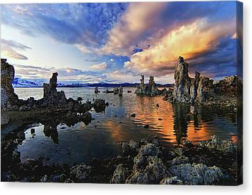 Magical Mono Lake Canvas Print