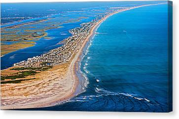 Magical Topsail Island Canvas Print by Betsy Knapp