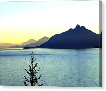Magnificent Howe Sound Canvas Print