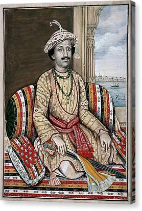 Mahip Narain Singh Canvas Print