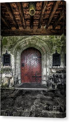 Main Entrance Canvas Print by Adrian Evans