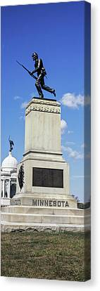 Main Monument To The First 1st Canvas Print by Panoramic Images