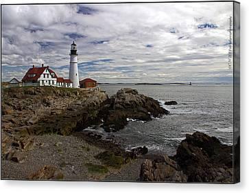 Maine Splendor Canvas Print