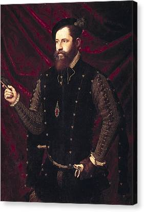 Ma�ip, Vicente 1480-1550. Portrait Canvas Print by Everett