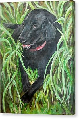 Maizie Canvas Print