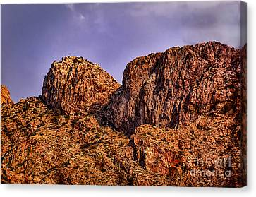 Canvas Print featuring the photograph Majestic 15 by Mark Myhaver