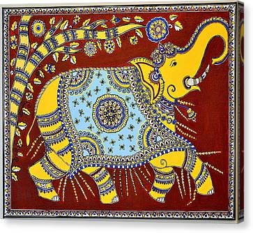 Majestic Canvas Print by Deepti Mittal