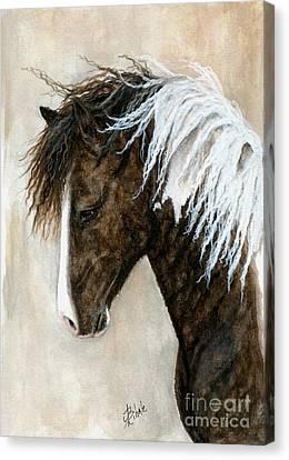 Spirit Horse Canvas Print - Majestic Series 91 by AmyLyn Bihrle