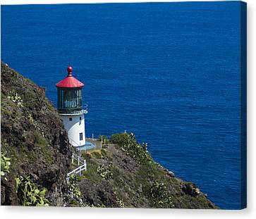 Makapuu Lighthouse 1 Canvas Print