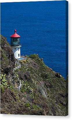 Makapuu Lighthouse2 Canvas Print